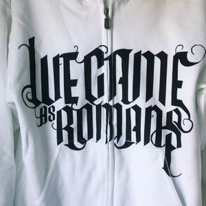 We Came As Romans Zip Up